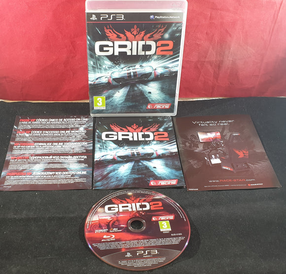 Grid 2 Sony Playstation 3 (PS3) Game