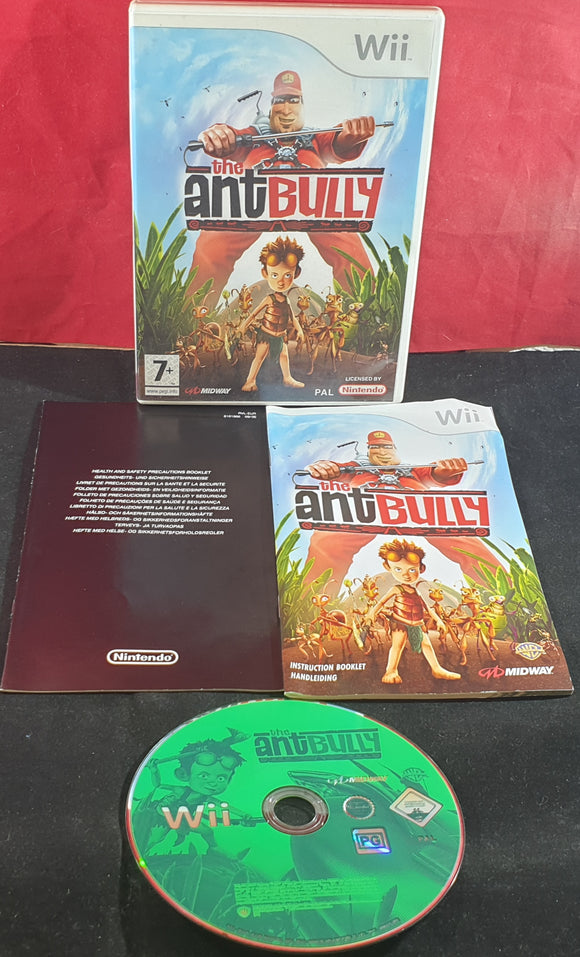 The Ant Bully Nintendo Wii Game