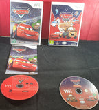 Disney Cars & Cars Toon Mater's Tall Tales Nintendo Wii Game Bundle
