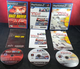 Toca Race Driver 1, 2 & 3 Sony Playstation 2 (PS2) Game Bundle