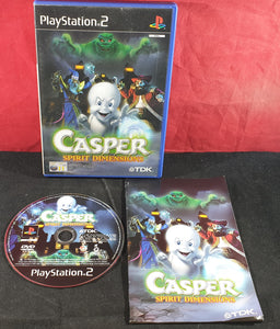 Casper Spirit Dimensions Sony Playstation 2 (PS2) Game