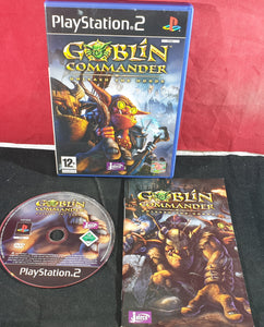 Goblin Commander Sony Playstation 2 (PS2) Game