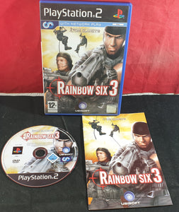 Tom Clancy's Rainbow Six 3 Sony Playstation 2 (PS2) Game