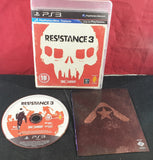 Resistance 3 Sony Playstation 3 (PS3) Game