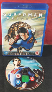 Superman Returns DVD Blu Ray