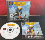 Robocod James Pond II Sony Playstation 1 (PS1) Game