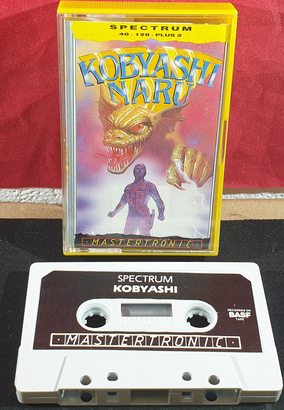 Kobyashi Naru ZX Spectrum Game