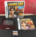 Crime Lab Body of Evidence Nintendo DS Game