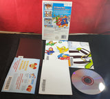 Disney Club Penguin Game Day with Poster Nintendo Wii Game