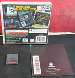 CSI: Crime Scene Investigation Deadly Intent the Hidden Cases Nintendo DS Game