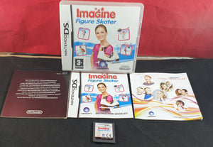 Imagine Figure Skater Nintendo DS Game