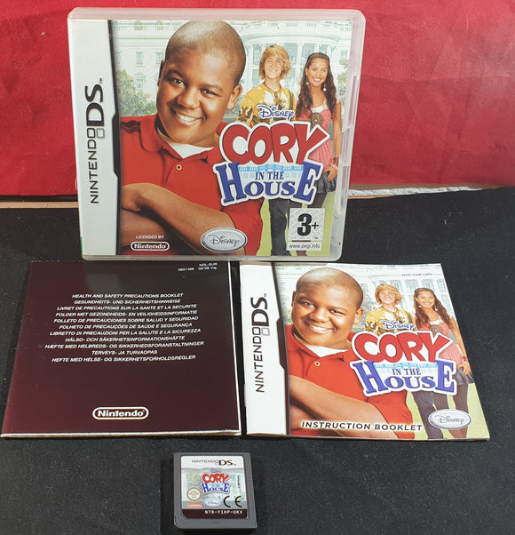 Disney Cory in the House Nintendo DS Game