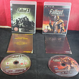 Fallout 3 & New Vegas Sony Playstation 3 (PS3) Game Bundle