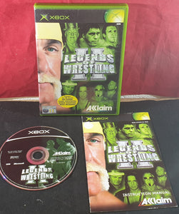 Legends of Wrestling II Microsoft Xbox Game
