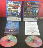 Need for Speed Underground 1 & 2 Sony Playstation 2 (PS2) Game Bundle