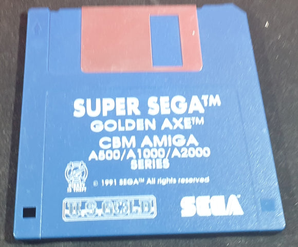 Golden Axe Disc Only Amiga Game