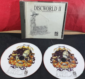 Discworld II Missing Presumed PC Game