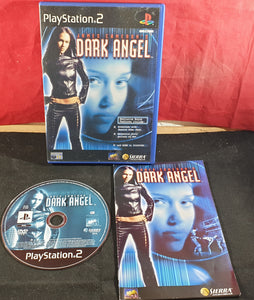 Dark Angel Sony Playstation 2 (PS2) Game