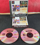 Tekken 2 & Soul Blade Multipack Sony Playstation 1 (PS1) Game
