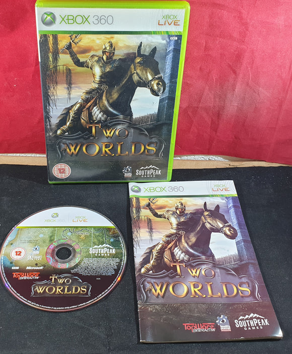 Two Worlds Microsoft Xbox 360 Game