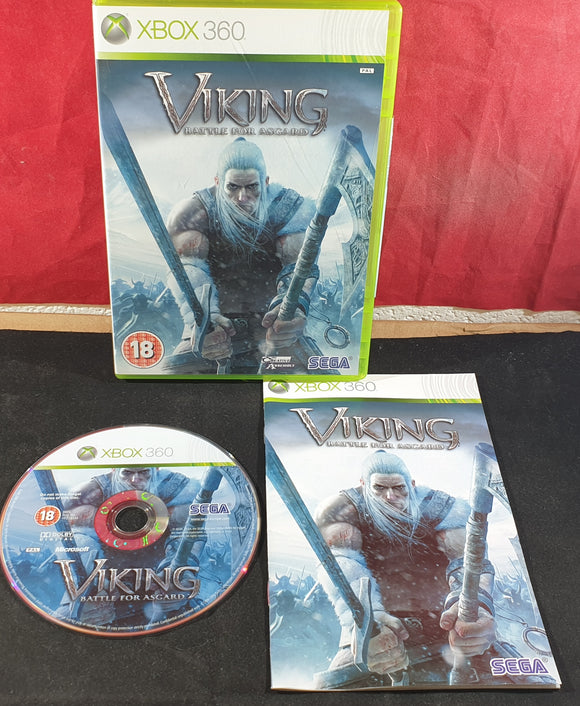 Viking Battle for Asgard Microsoft Xbox 360 Game