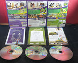 Kinect Sports, Adventures & Kinectimals Microsoft Xbox 360 Game Bundle