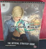 Parasite Eve II Strategy Guide Book