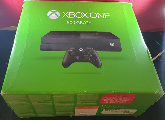 Boxed Xbox One 500 GB Console with Destiny