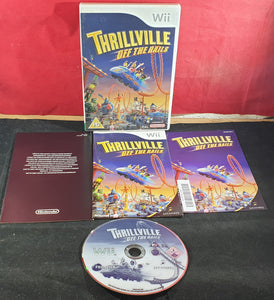 Thrillville off the Rails Nintendo Wii Game