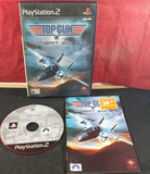 Top Gun Combat Zones Sony Playstation 2 (PS2) Game