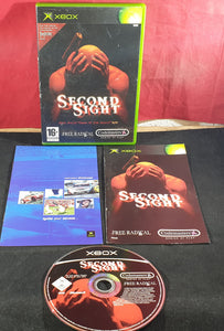 Second Sight Microsoft Xbox Game