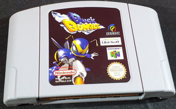 Buck Bumble Cartridge Only Nintendo 64 (N64) Game