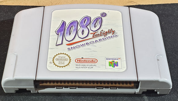 1080 Snowboarding Cartridge Only Nintendo 64 (N64) Game