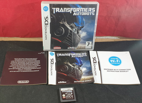 Transformers Autobots Nintendo DS Game