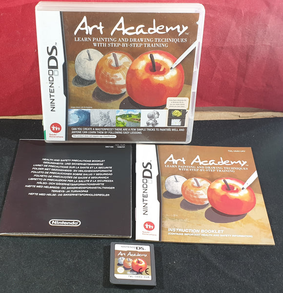 Art Academy Nintendo DS Game