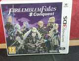 Fire Emblem Fates Conquest Nintendo 3DS Empty Case Only