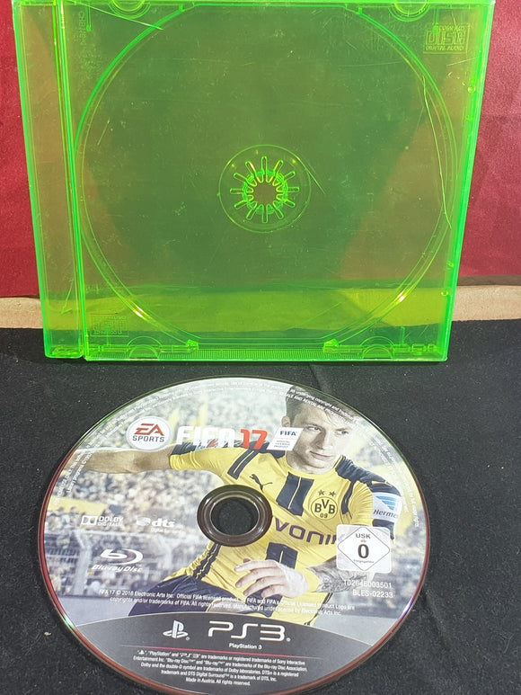 FIFA 17 Disc Only Sony Playstation 3 (PS3) Game