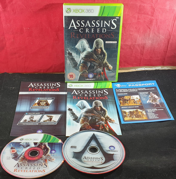 Assassin's Creed Revelations Special Edition Microsoft Xbox 360