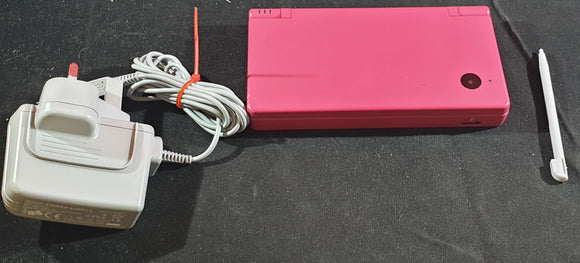 Pink Nintendo DSi Console