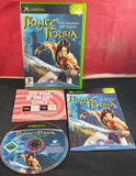 Prince of Persia the Sands of Time Microsoft Xbox Game