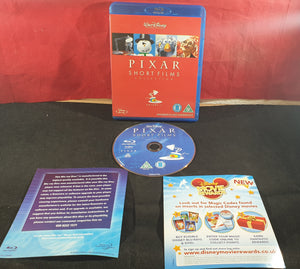 Pixar Short Films Collection Volume 1 Blu Ray DVD