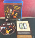 Buried Special Edition Blu Ray DVD
