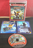 Ratchet & Clank Tools of Destruction Sony Playstation 3 (PS3) Game