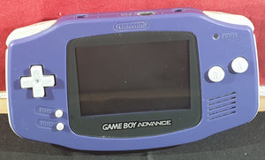 Purple Nintendo Game Boy Advance Console
