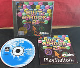 Bust - A Move 2 Arcade Edition RARE Black Label Sony Playstation 1 (PS1) Game