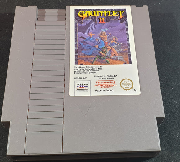 Gauntlet II Cartridge Only Nintendo Entertainment System (NES) Game