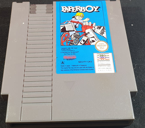 Paperboy Cartridge Only Nintendo Entertainment System (NES) Game