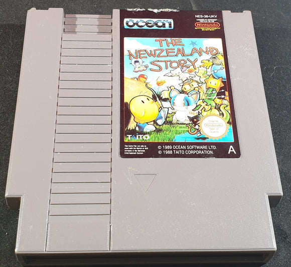 The New Zealand Story AKA  Kiwi Kraze Cartridge Only Nintendo Entertainment System (NES) Game