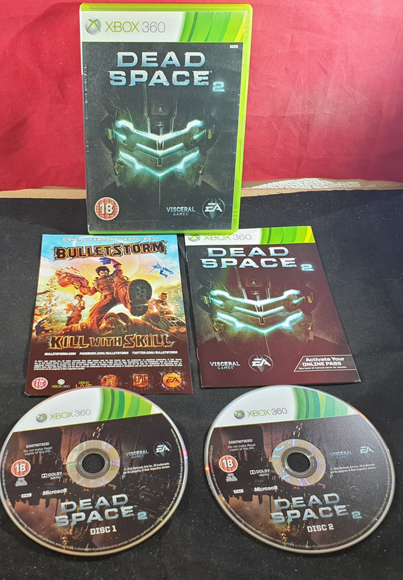 Dead Space 2 Microsoft Xbox 360 Game