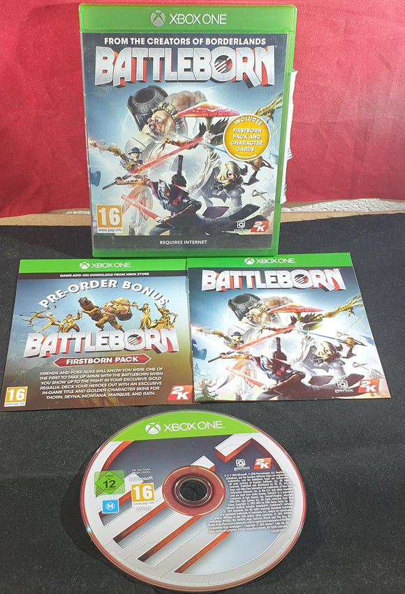 Battleborn Microsoft Xbox One Game